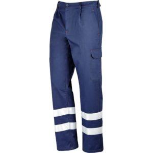 Pantalón de Trabajo con Reflectivo